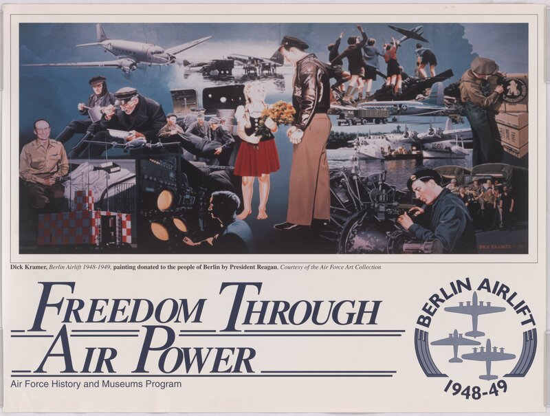 Freedom Through Air Power - Force History and Museums Program