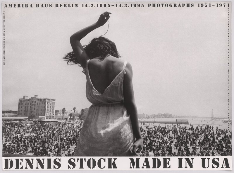 Dennis Stock made in USA  –  Photographs 1951-1971