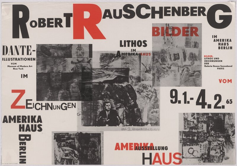 Robert Rauschenberg – Dante Illustrationen