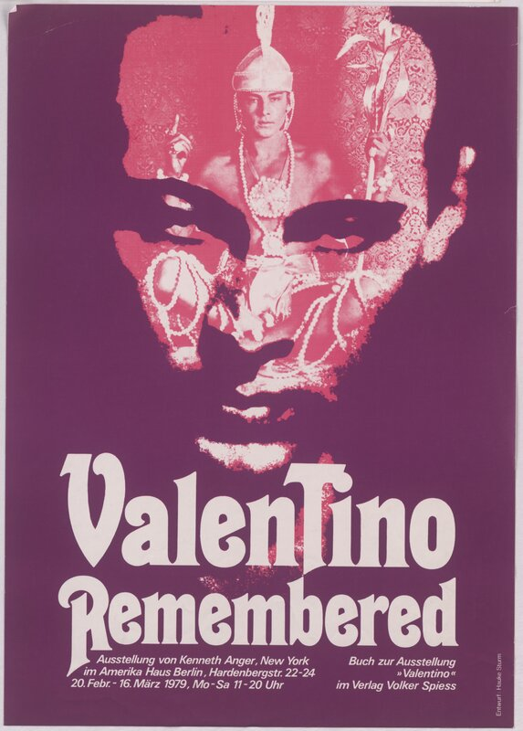 Valentino Remembered