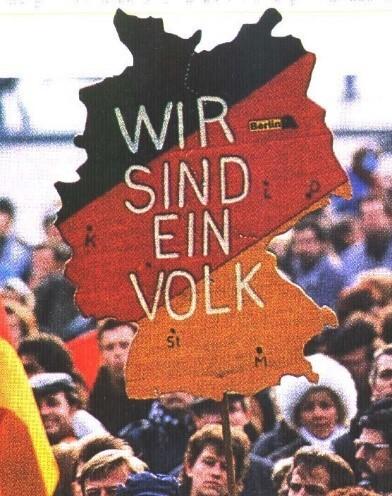 Deutschland - Wir sind ein Volk